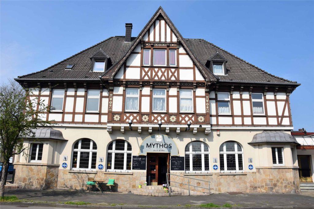 Das Mythos in Habinghorst wird auch gern für Hochzeiten gebucht. Aber im Moment nicht.