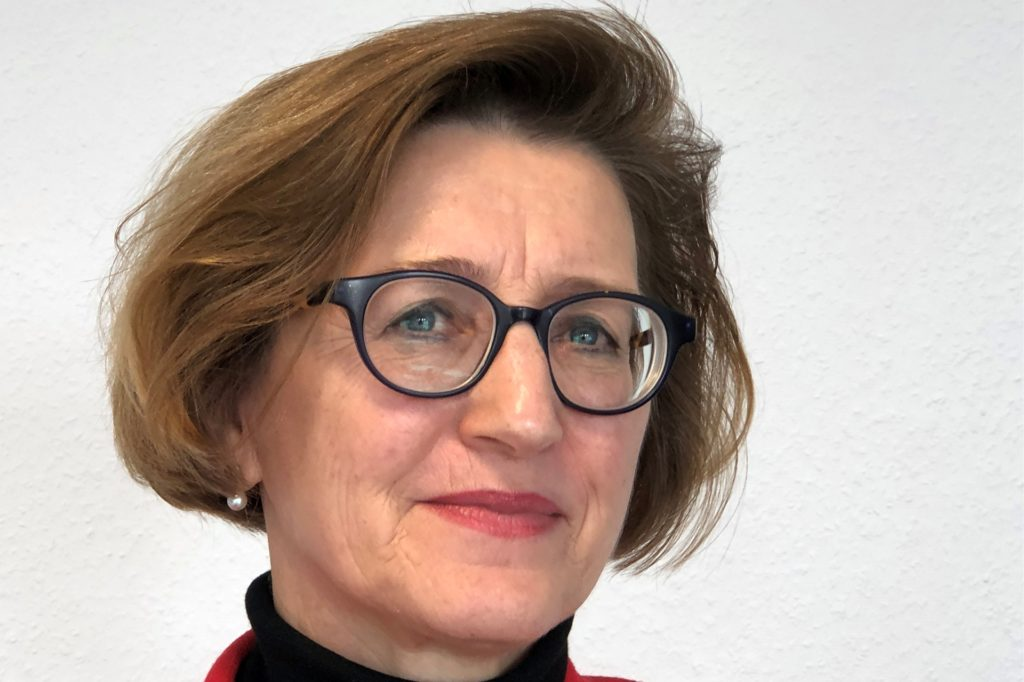 """Heike Bettermann, die Chefin der Arbeitsagentur in Dortmund, vermeldet einen angesichts der Corona-Pandemie relativ moderaten Anstieg der Arbeitslosigkeit. """"Viele Arbeitsplätze werden aktuell durch Kurzarbeit gesichert"""", sagt sie."""