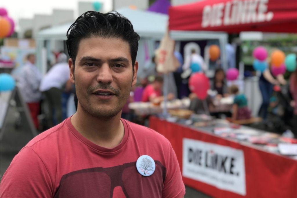 Fotis Matentzoglou war Vorsitzender des Integrationsrats und Mitglied im Castrop-Rauxeler Stadtrat.