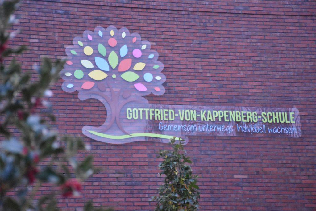 An der Gottfried-von-Kappenberg-Schule in Wessum gibt es zwei Coronafälle. Nur wenige Schüler müssen sich in Quarantäne begeben.