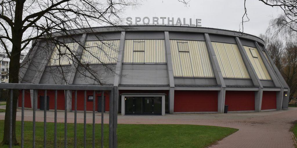 Die Rundsporthalle verfügt als eine von 14 Turn- und Sporthallen in Lünen über eine Belüftungsanlage.