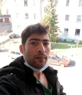Ali Al Shuhaid will raus aus der Corona-Quarantäne. Er sagt, er sei lange nicht in den Häusern gewesen, sondern wohne eher in Herne bei seiner Freundin.