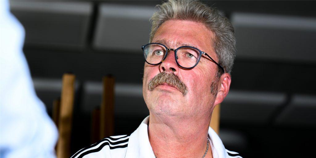 Norbert Hanning, Sportlicher Leiter der SG Selm, kann mehrere Neuzugänge für die neue Saison verkünden.