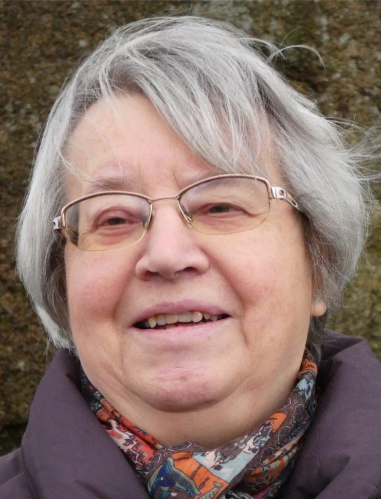 Agnes Kleingries erzählt Wanderern gerne die Geschichte des namenlosen Prinzen.