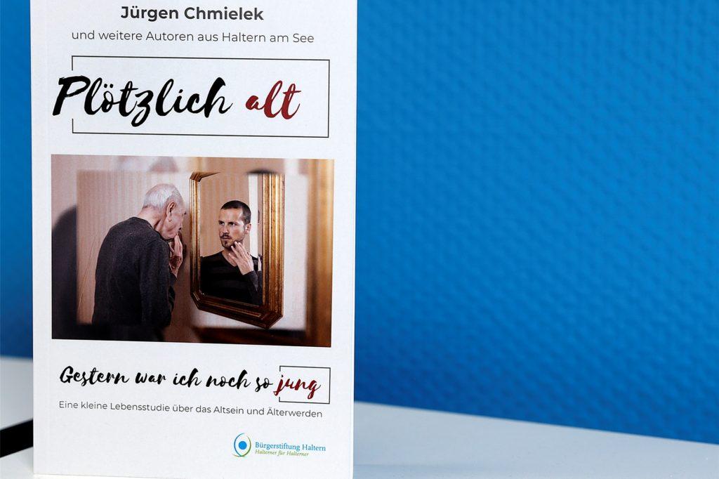Jürgen Chmieleks Buch ist unter anderem in der Geschäftsstelle der Halterner Zeitung erhältlich.