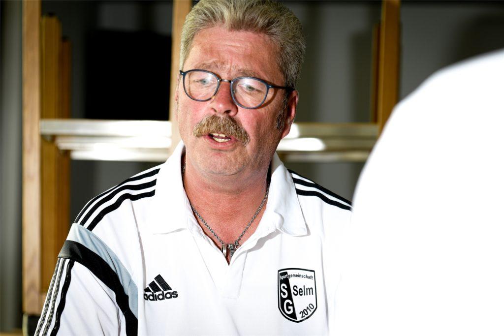 Norbert Hanning ist froh über die Verpflichtung der Coerdt-Brüder.