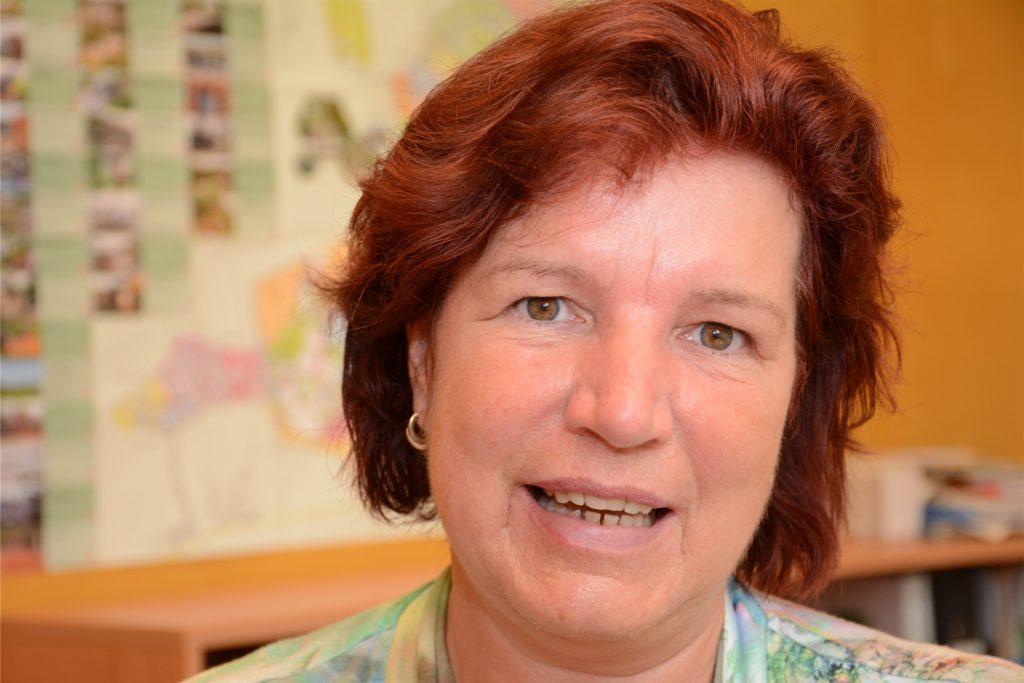 Ulrike Goliath ist Schulleiterin an der Grünen Schule.
