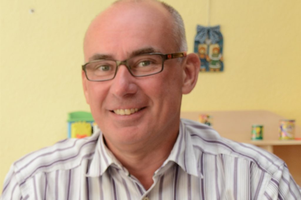 Herbert Rentmeister ist Leiter der Agathaschule.