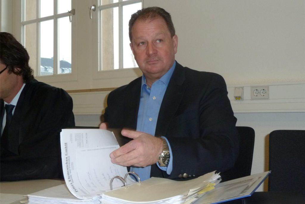 Uwe Peters befindet sich seit Jahren im Rechtsstreit mit Sänger Michael Wendler.