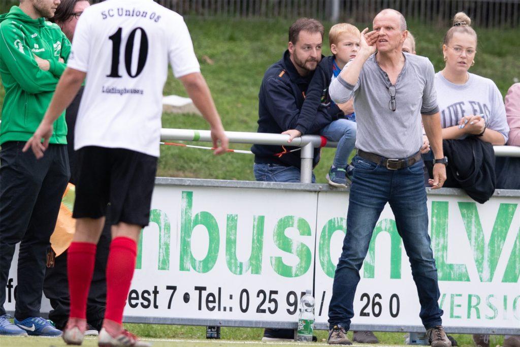 Jupp Ovelhey kennt seinen neuen Verein SF Merfeld aus seiner Zeit als Trainer beim SV Lippramsdorf.