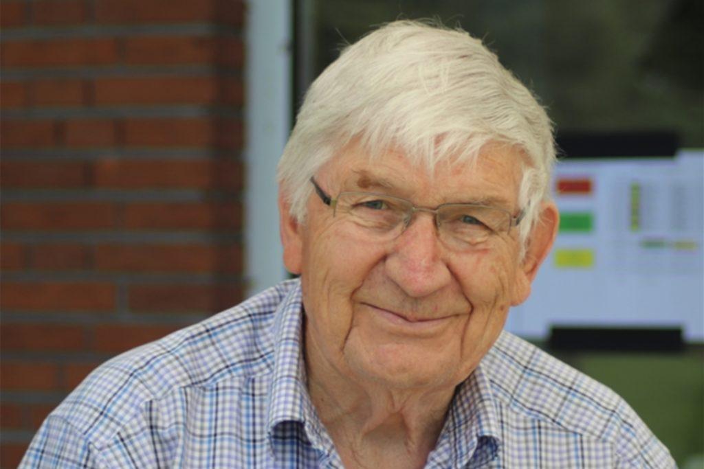 Georg Baartz lebt mit seiner Familie seit 1956 in Capelle.