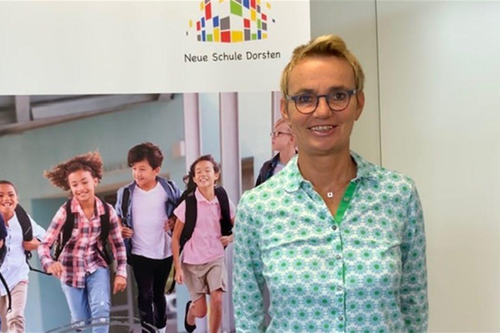 Susanne Bender lobt die Entscheidungsfreudigkeit von Kreis und Stadt.