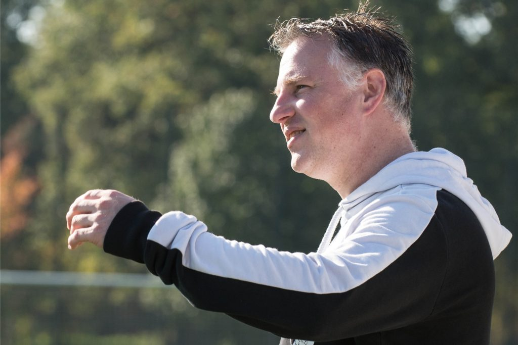 Michael Homann vom SV Lippramsdorf II hätte eine vierwöchige Vorbereitungszeit nach der langen Pause als zu kurz empfunden.