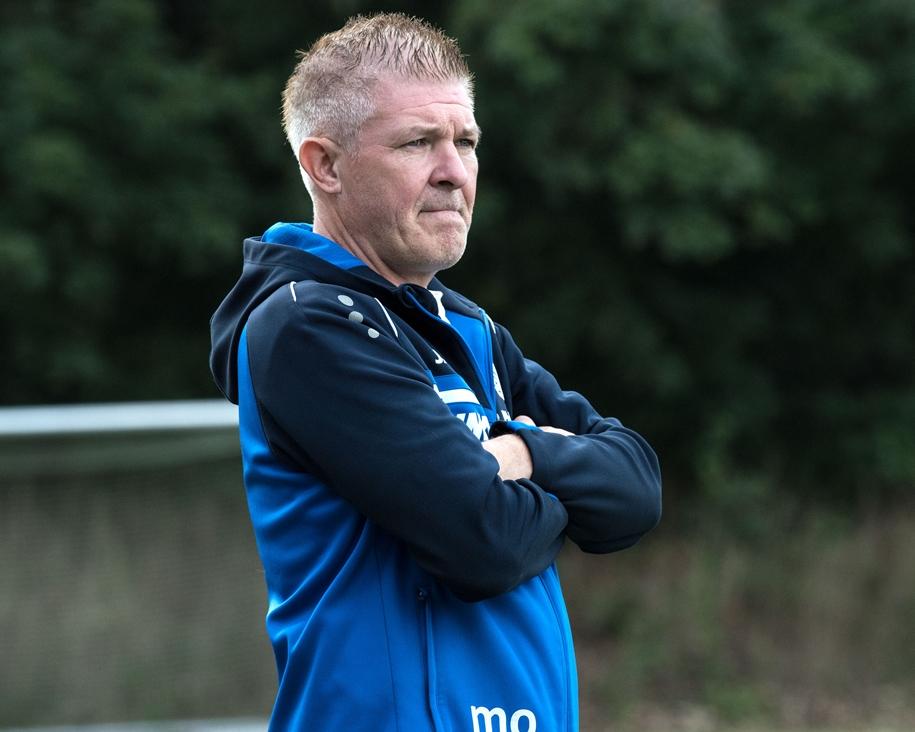 Für Flaesheims Trainer Michael Onnebrink wäre alles andere als eine Saisonannullierung aberwitzig gewesen.