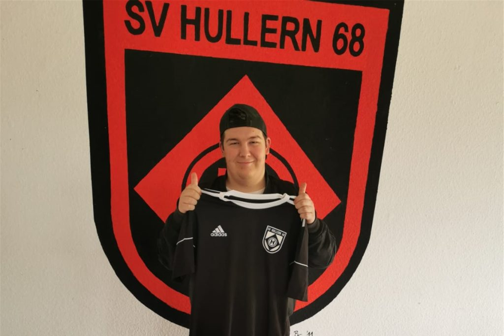 Dominik Lungbunari wechselt von den Sportfreunden Datteln II zum SV Hullern.