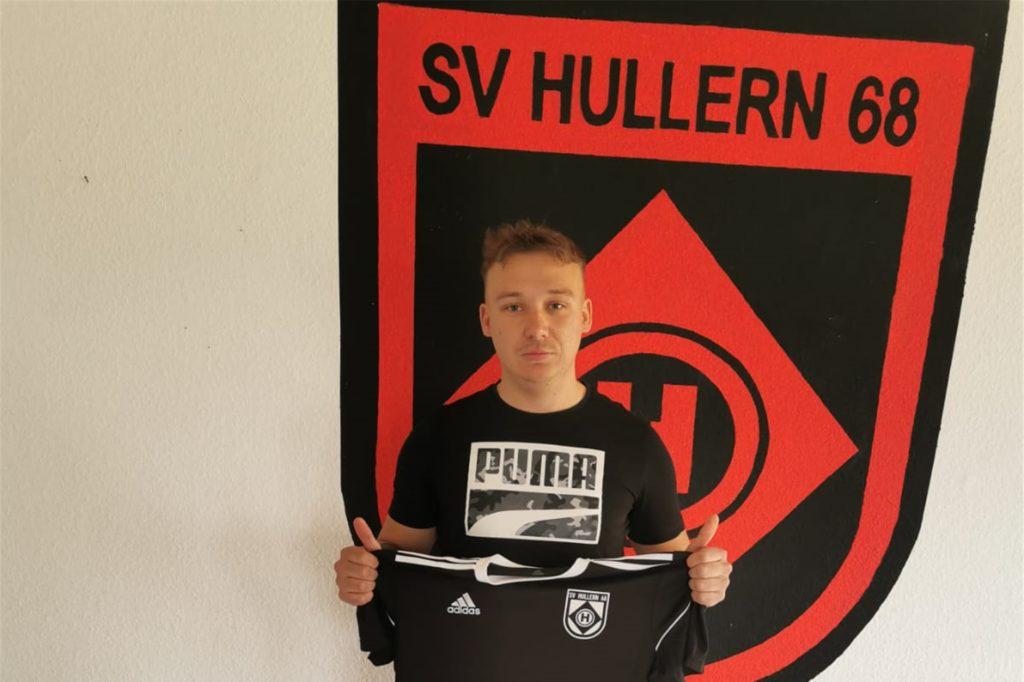 Mirko Pezer kehrt vom ETuS Haltern zum SV Hullern zurück.