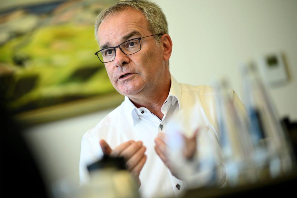 Helmut Dedy, Hauptgeschäftsführer Städtetag