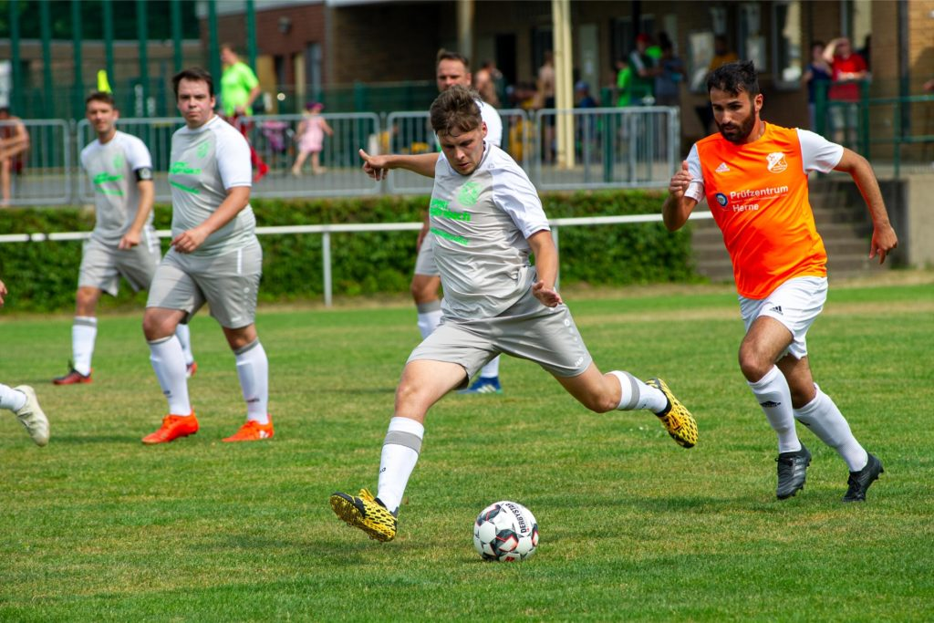 Steffen Laser wird den SV Bossendorf im Sommer verlassen und zum Sickingmühler SV wechseln.