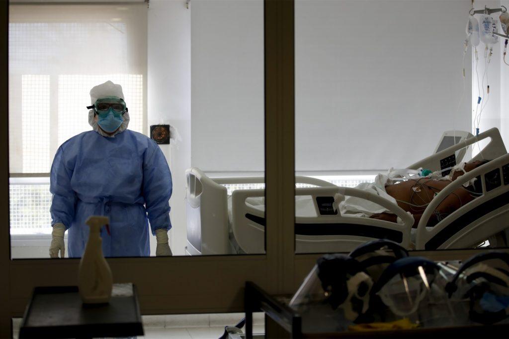 18 Corona-Patienten werden im Kreis derzeit auf Intensivstationen behandelt.