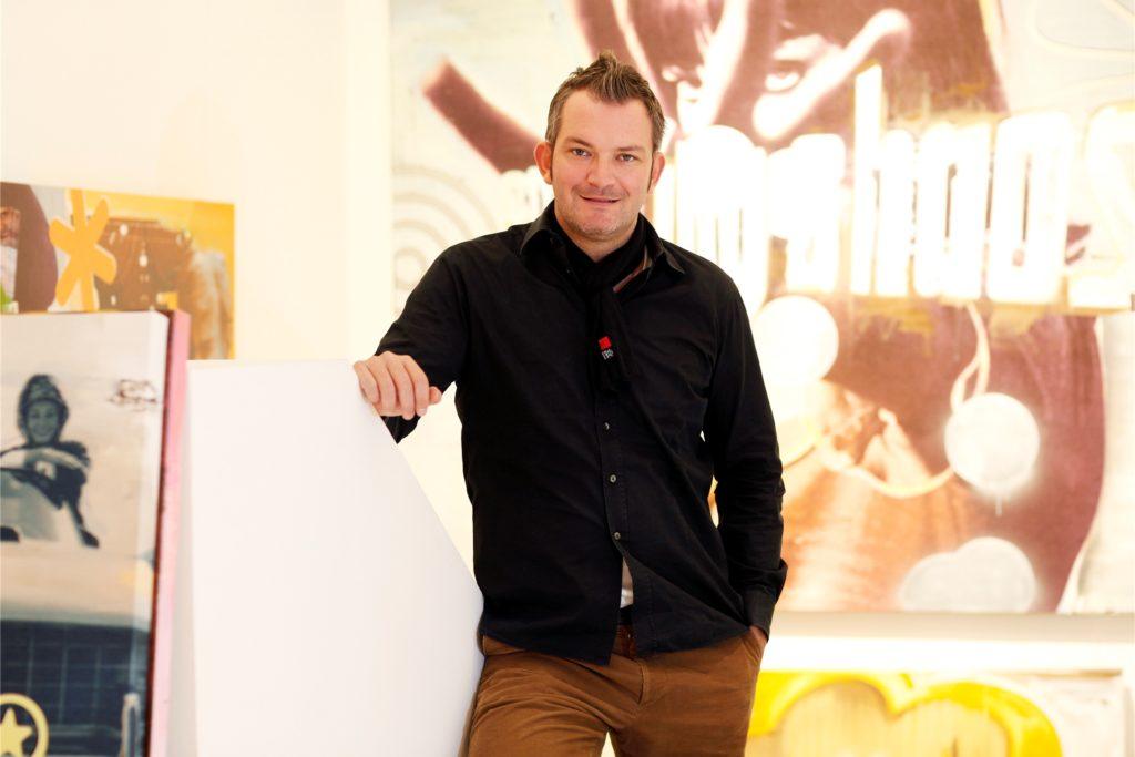 """Als Cityring-Vorsitzender will Tobias Heitmann mit dem künftigen Dortmunder Citymanagement vor allem an einer Zielsetzung arbeiten: """"Die Leute müssen wieder gerne in die Stadt kommen."""""""