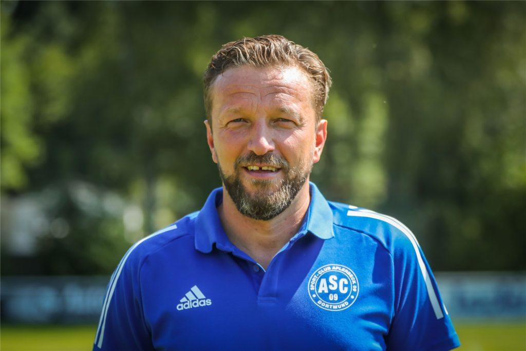 Samir Habibovic, Sportlicher Leiter des ASC 09 Dortmund.