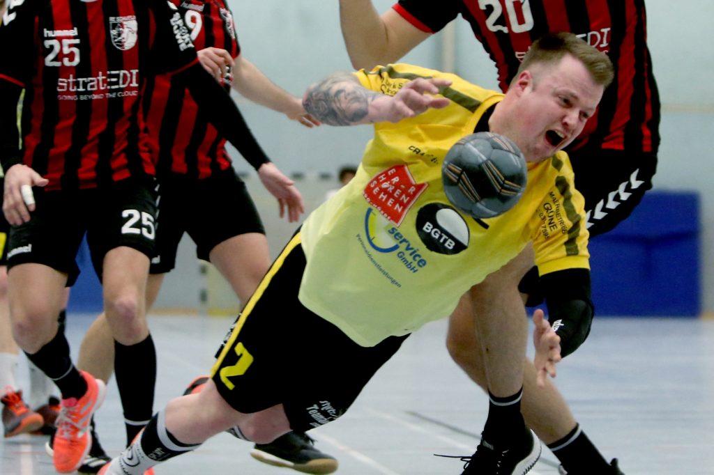 Florian Edeling trainiert ab der kommenden Saison die Handballer des ATV Dorstfeld.