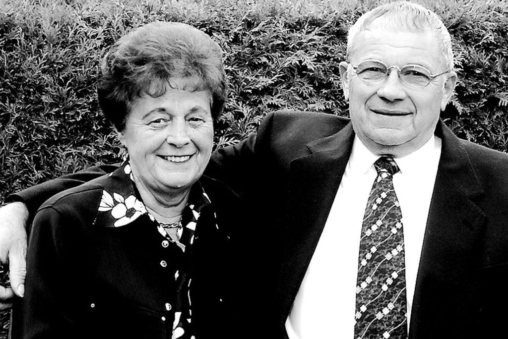 2004 feierten Maria und Wilfried Albrink ihre Goldene Hochzeit.
