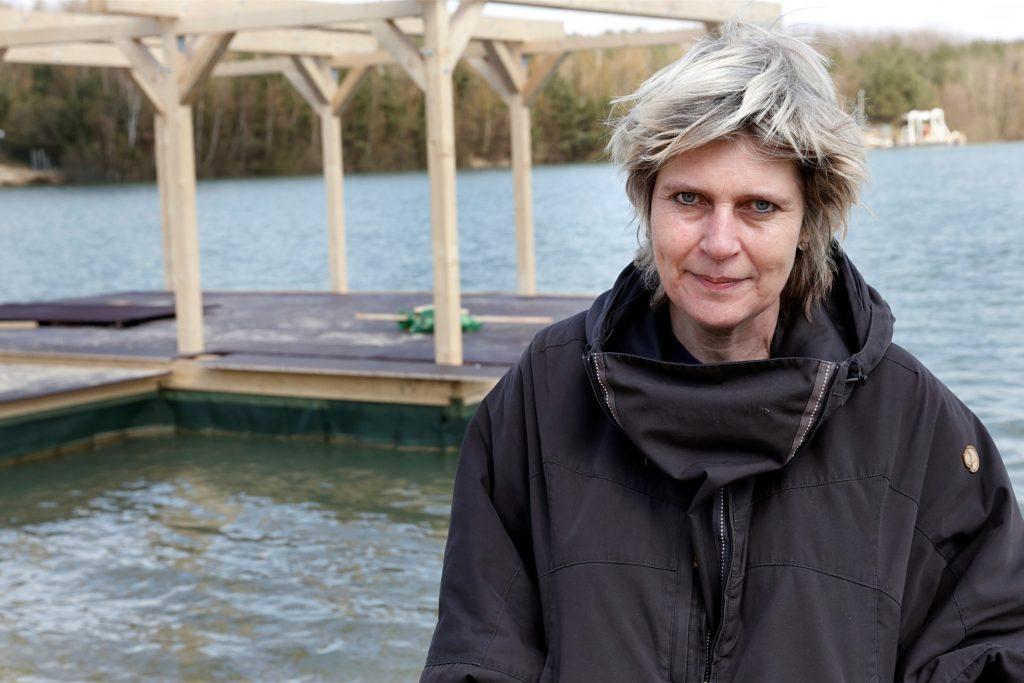 Britta Peters ist die künstlerische Leiterin der Urbanen Künste Ruhr.