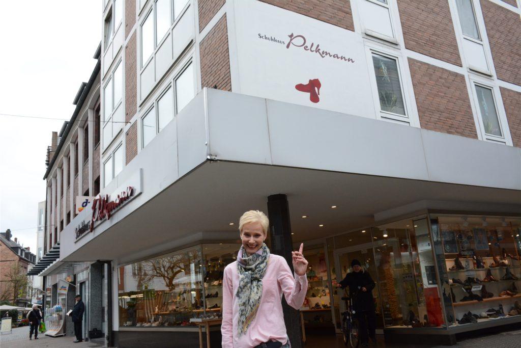 Stefanie Dornhege ist Befürworterin der Bargeldzahlung.