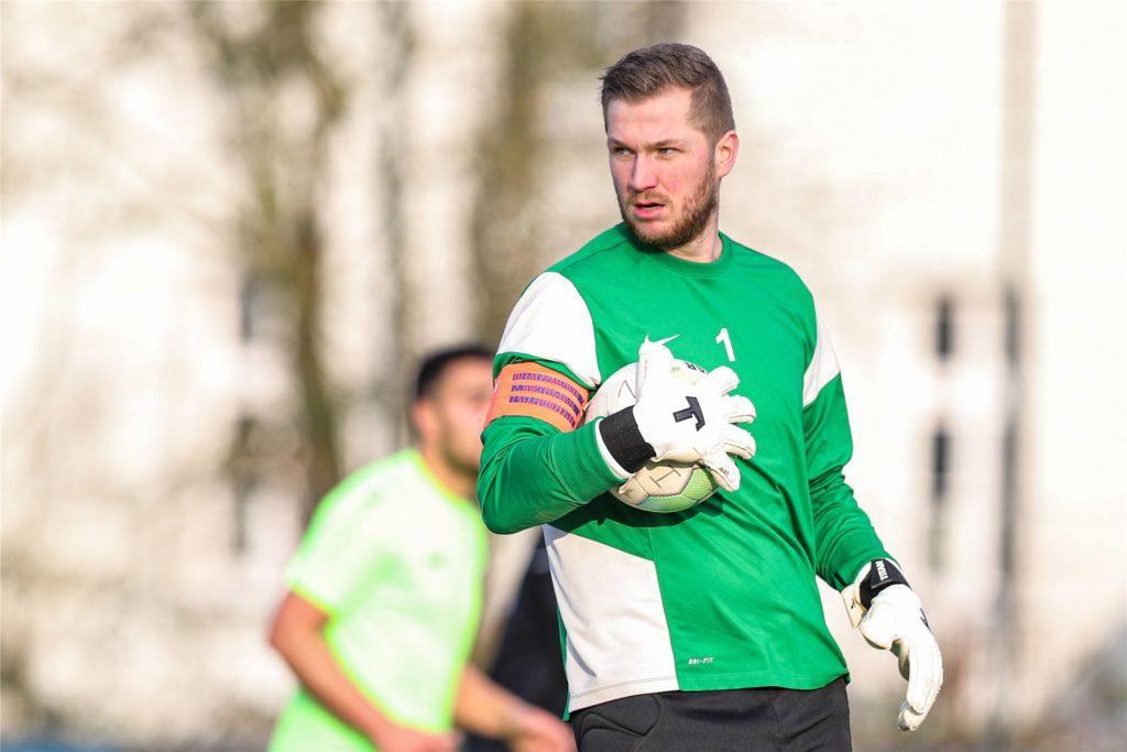 Thomas Goeke wird ab dem Sommer für Eintracht Werne auflaufen.