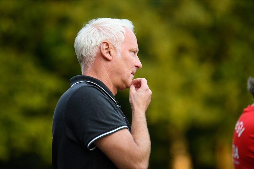 Christian Hampel hatte Kröner im Sommer zum Lüner SV gelotst.