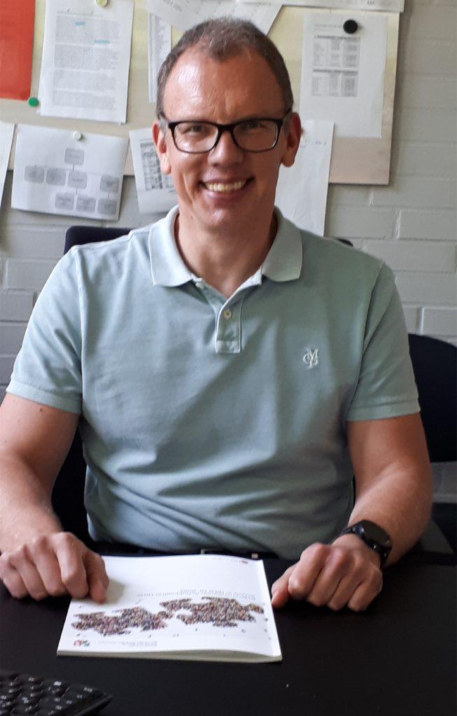 Carsten Schlagowski ist Leiter der Konrad-von-der-Mark-Schule in Hörde.