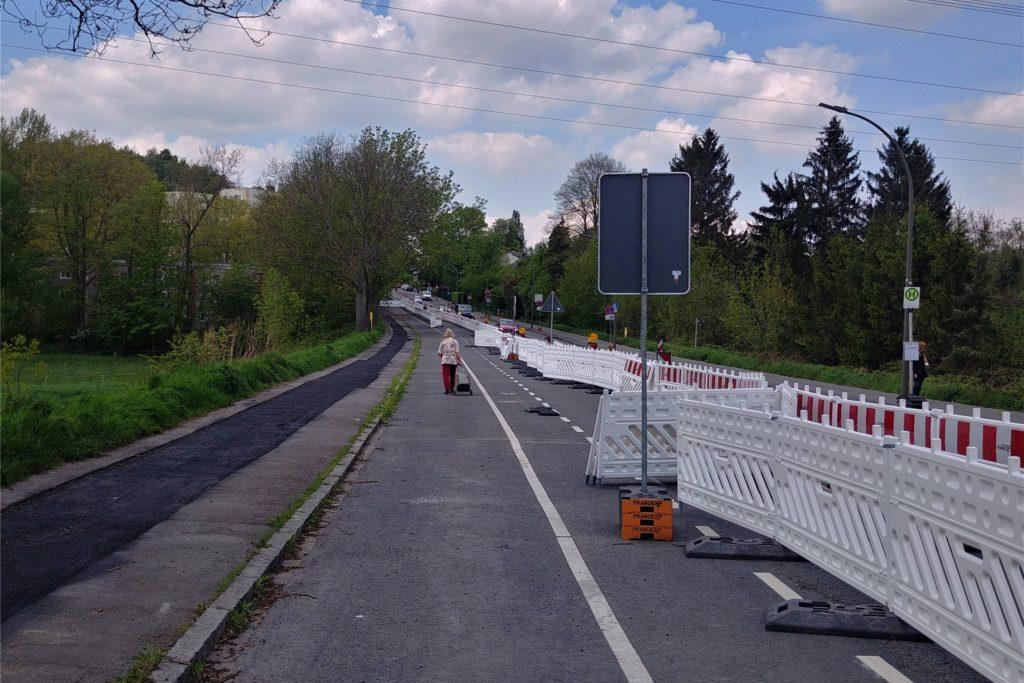 An der Gotthelfstraße ist bereits eine große Baustelle. Diese hat jedoch nichts mit dem Umspannwerk zu tun, wie die DEW21 betont.