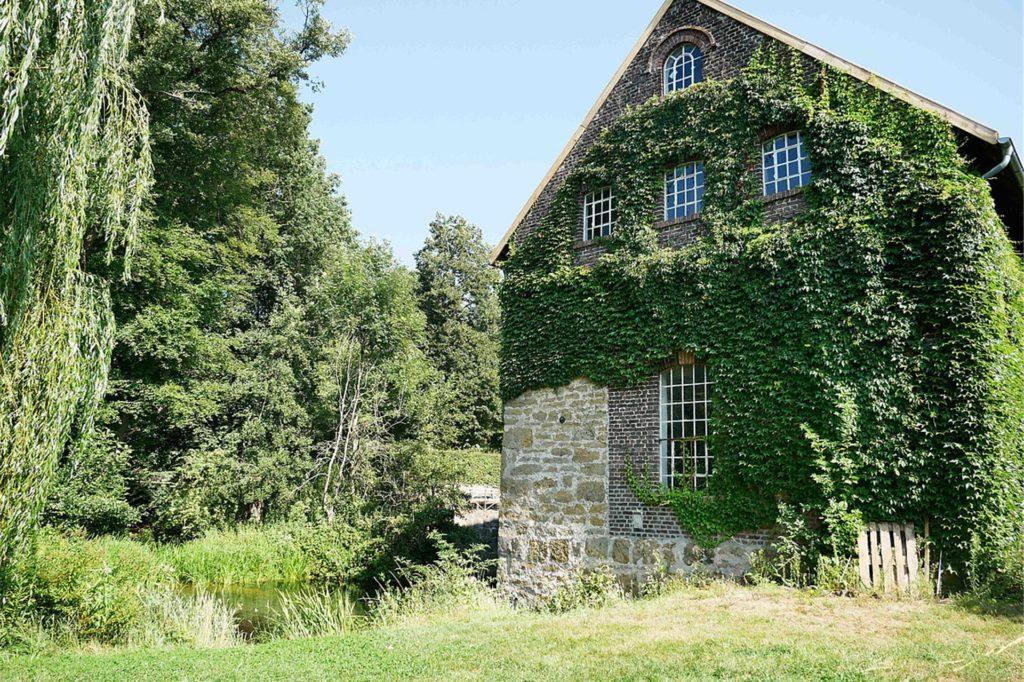 Auch die Tüshaus-Mühle ist ein lohnendes Ziel.