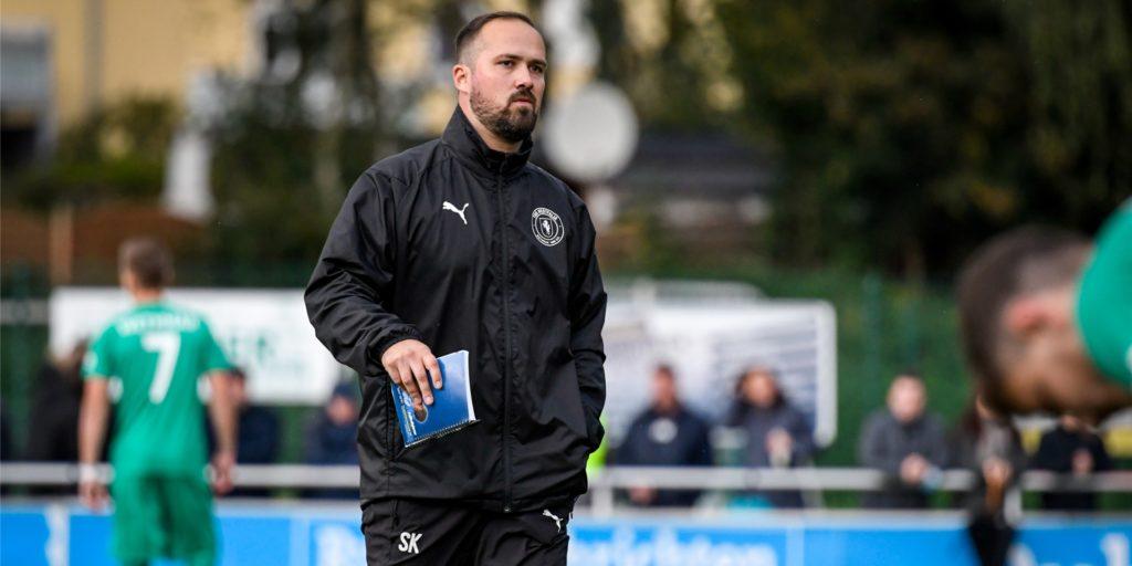 Steven Koch, Trainer von Westfalia Wethmar, hat gleich mehrere Spieler im Kader, denen er eine Trainerlaufbahn zutrauen würde.