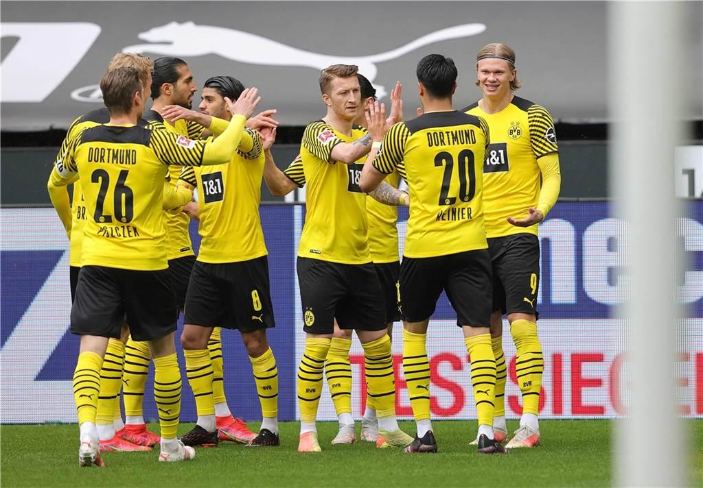 Bvb Leverkusen
