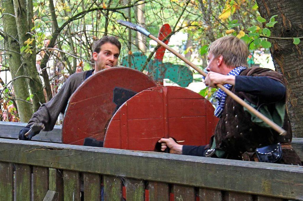 Die historischen Spiele in Argeste sollen auch weiterhin stattfinden.