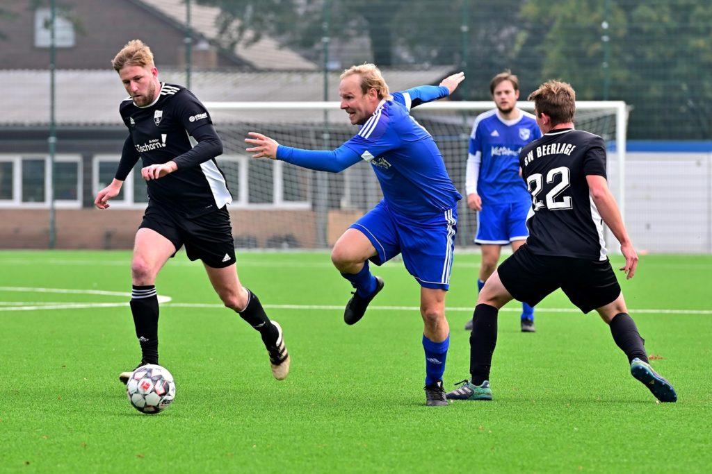 Maik Gerding kehrte im vergangenen Sommer aus dem fußballerischen Ruhestand zurück.