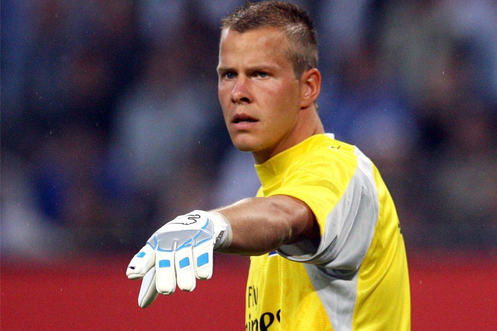Sascha Kirschstein, spielte vor 15 Jahren für den Hamburger SV in der Champions League.
