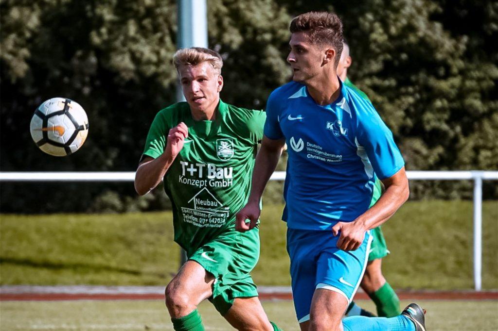 Pascalis Georgiadis bleibt beim Königsborner SV und möchte endlich eine komplette Saison mit seinem Klub spielen.