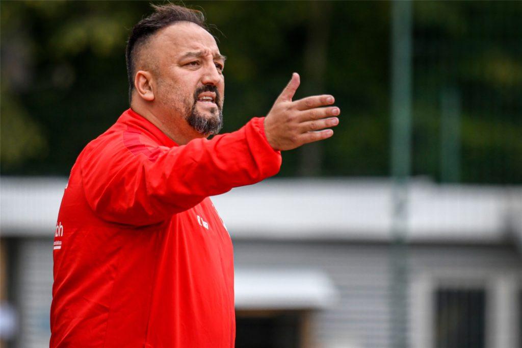 Bülent Kara ist ab Sommer Trainer beim VfL Kemminghausen und kann sich über Verstärkung von seinem Ex-Klub SG Gahmen freuen.