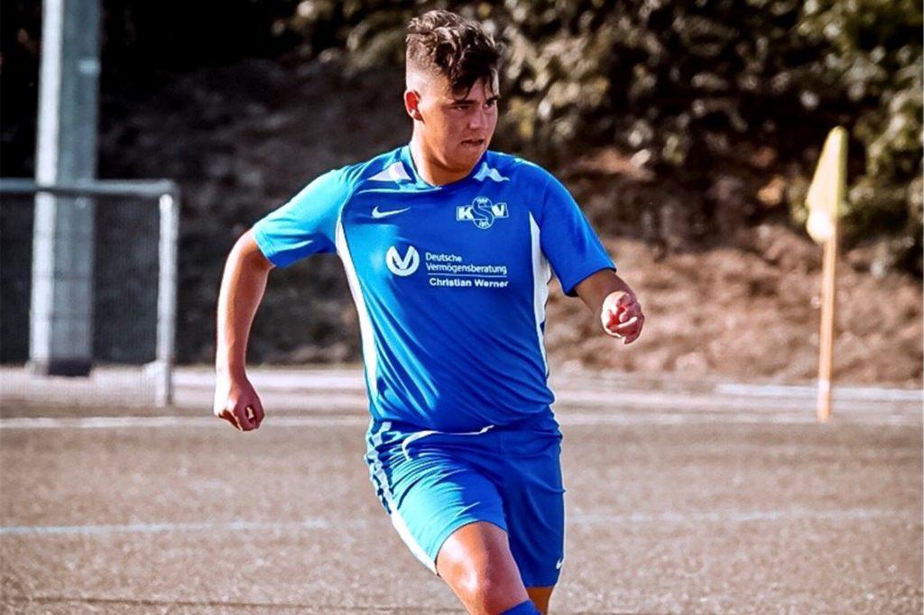 Auch Justin Kabutke bleibt dem Königsborner SV erhalten. Er verlängerte jetzt beim Bezirksligisten.
