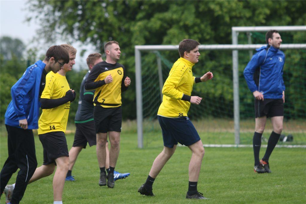 Der SC Capelle bereitet sich auf die kommende Spielzeit vor.