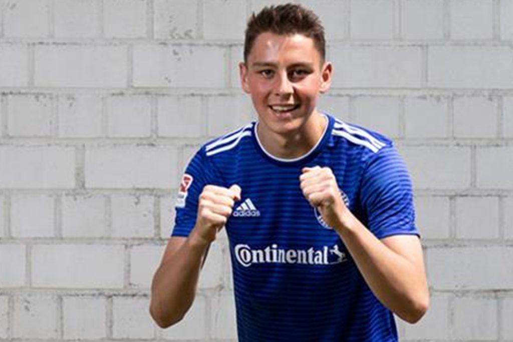 Tomislav Ivancic bleibt am Ball: Der Angreifer bleibt dem HSC auch in der neuen Spielzeit erhalten.