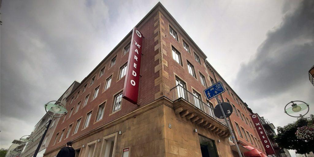 Das Restaurant Maredo zwischen Friedensplatz und Altem Markt soll schon bald wieder öffnen.