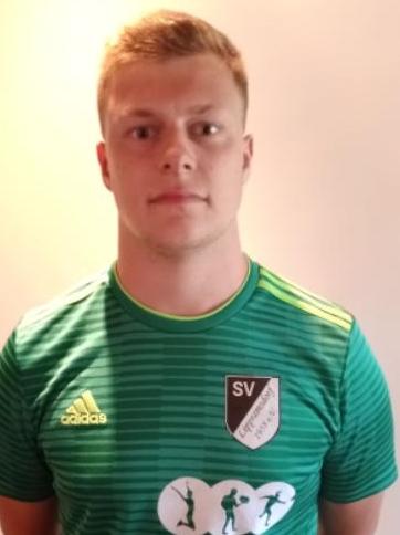 Maximilian Geisler geht in seine zweite Saison beim SV Lippramsdorf.
