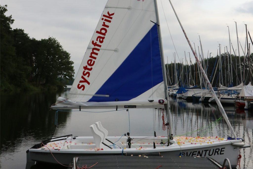 Das Inklusionsboot wurde auf den Namen