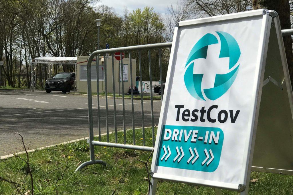 Die Testzentren in Haltern werden wieder mehr zu tun bekommen.