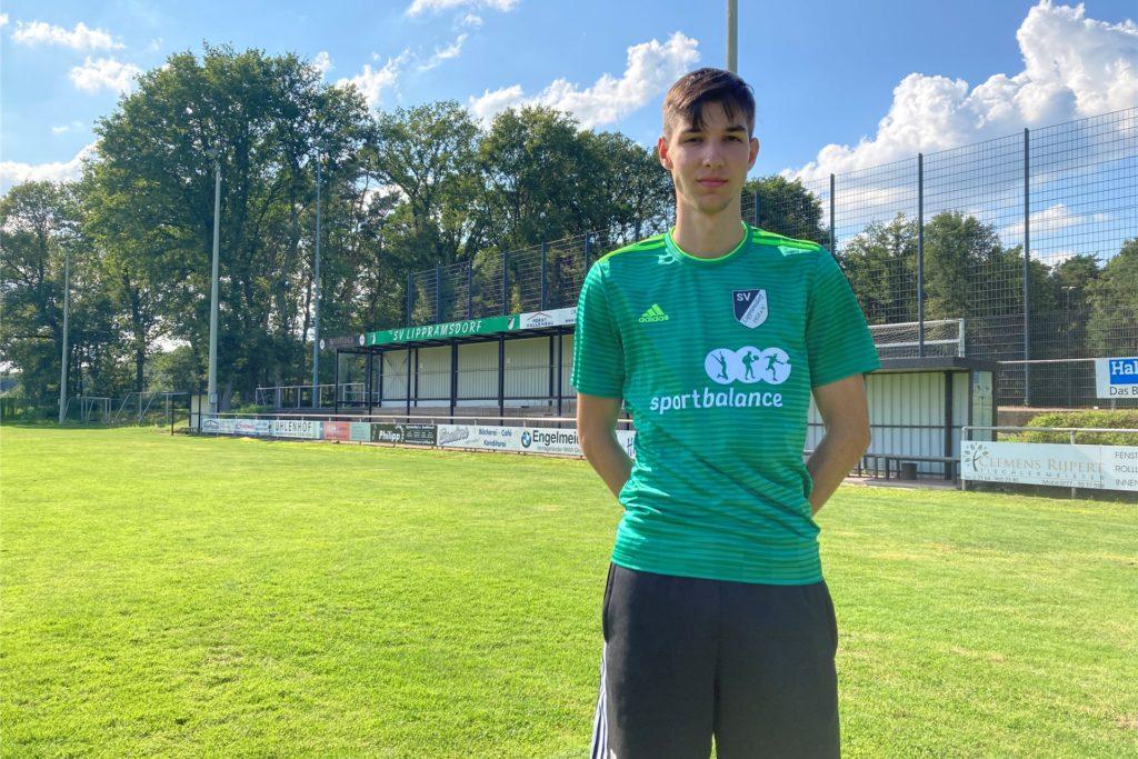 Denis Basov hat sich dem SV Lippramsdorf angeschlossen.