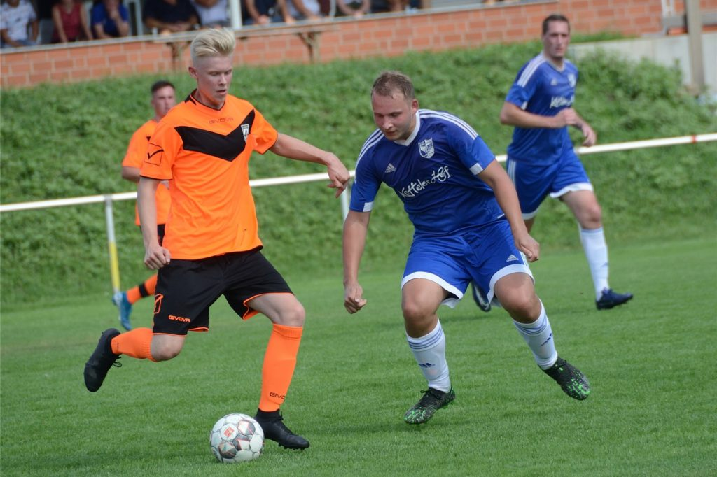 Auch in der letztjährigen Sommervorbereitung trafen der SV Hullern und BW Lavesum aufeinander. Damals endete die Partie mit einem 7:1 für Lavesum.